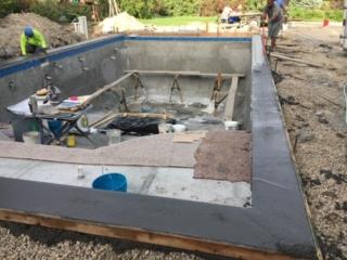 constructing utah swimming pool