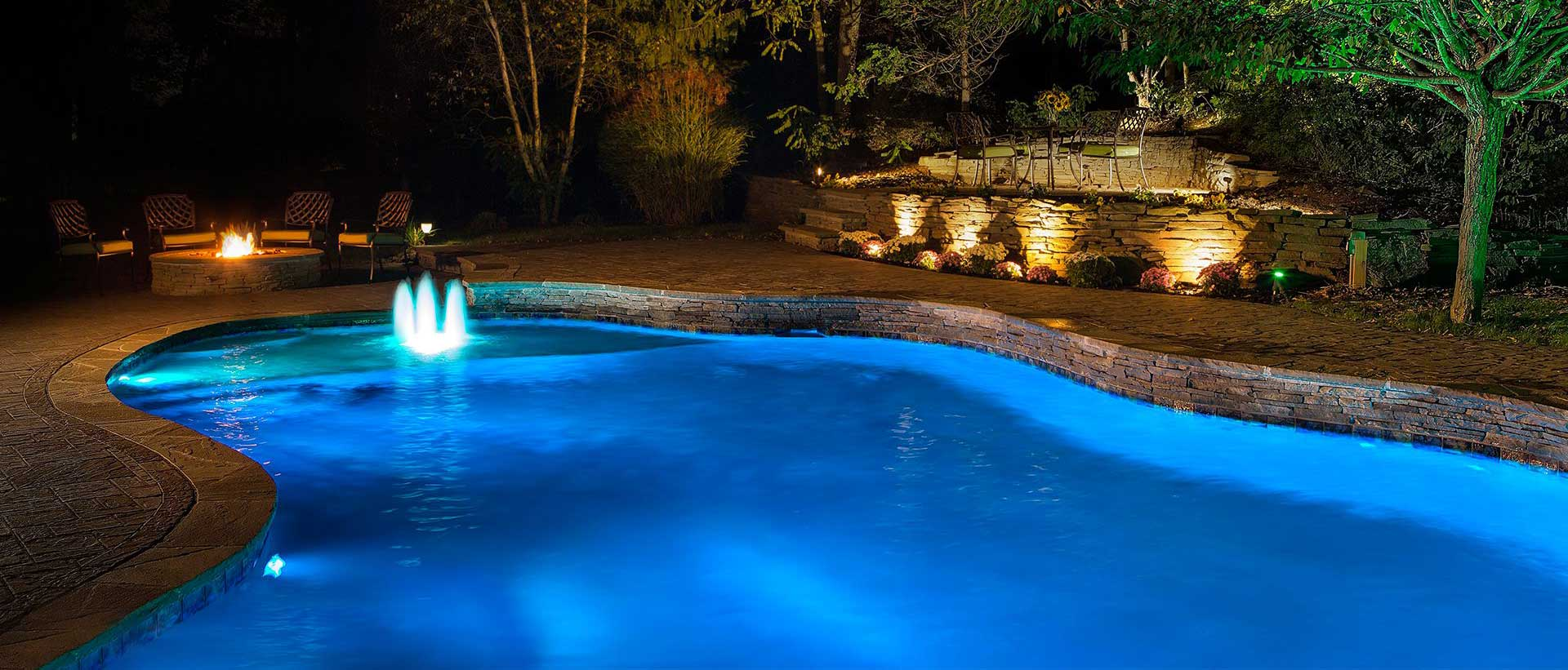 Packman's Pools - spa and swimming pool contractor