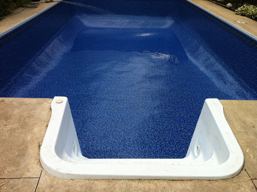 cold weather pool materials